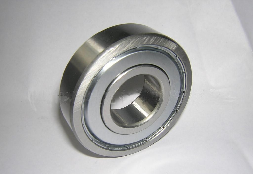 NU 203 ECP Open Single-Row Cylindrical Roller Bearing 17*40*12mm